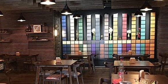کافه های مهرشهر
