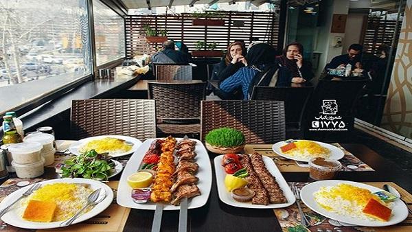 رستوران های تجریش: معرفی ۱۰ تا از بهترین رستوران های تجریش + عکس و آدرس