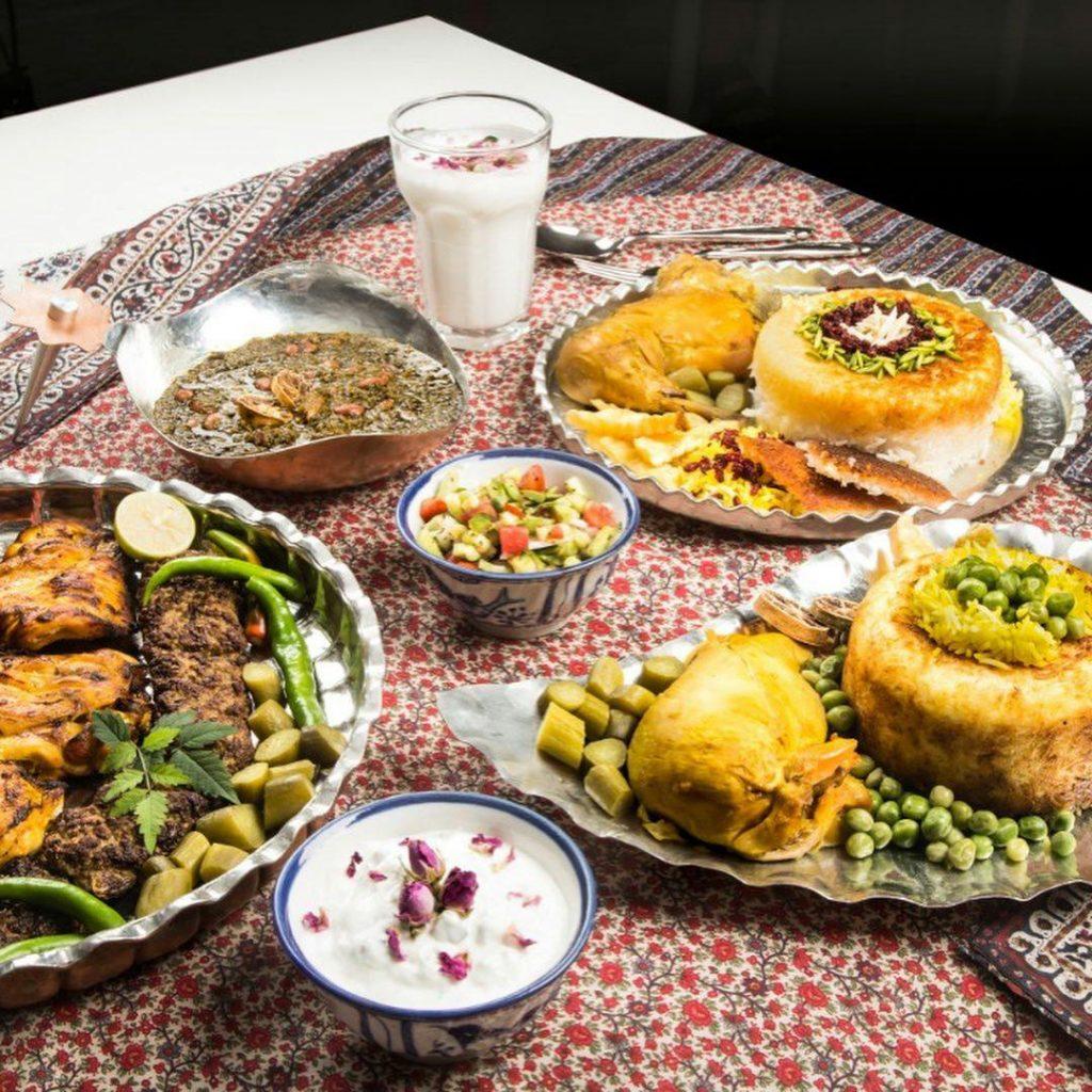رستوران های پونک: معرفی 10 تا از بهترین رستوران های پونک + عکسو آدرس