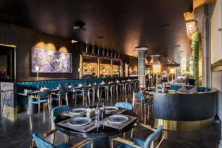 کافه رستوران سینسیر | کافه های خیابان فرشته