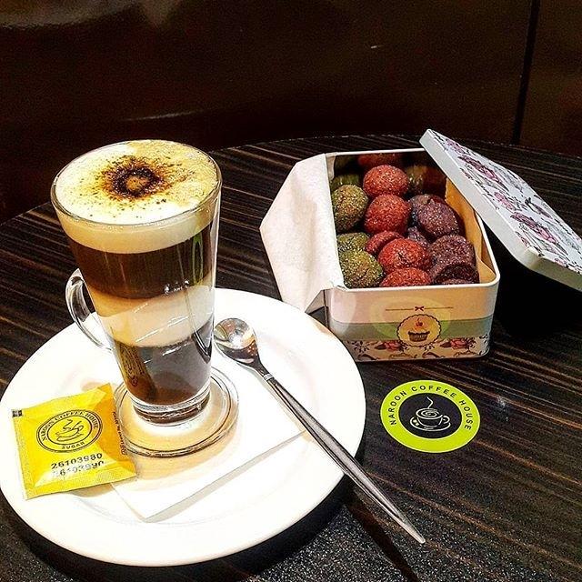 کافه نارون | کافه های نیاوران