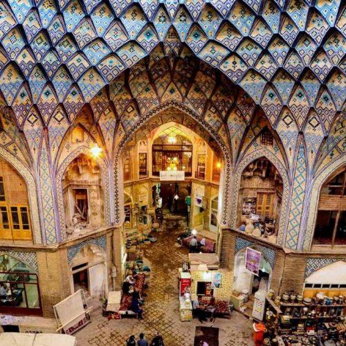 بازار تاریخی اصفهان