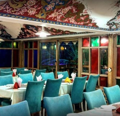 رستوران باغ شهر اصفهان