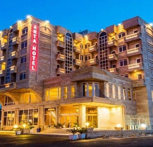 هتل-آرتا