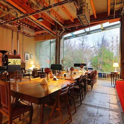 کافه های تهران - سام کافه