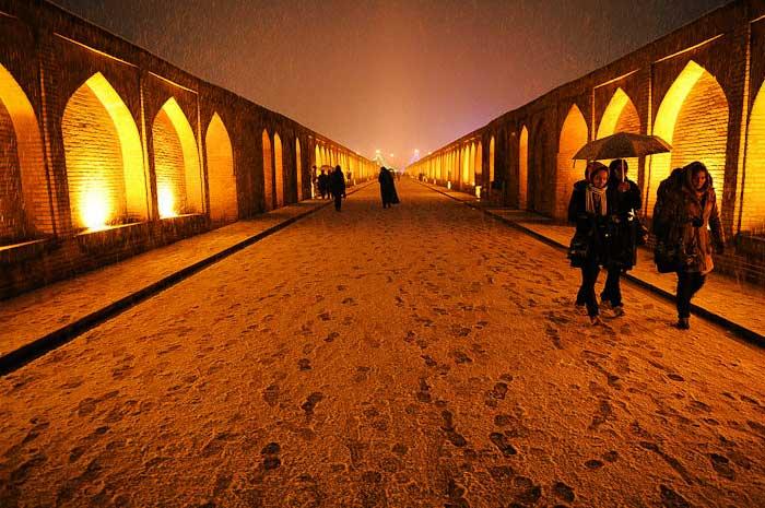 تور اصفهان چطوری تور ایرانگردی بخریم