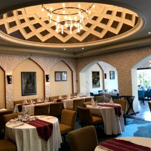 رستوران ایرانی انار
