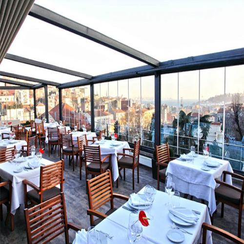 رستوران لب دريا استانبول