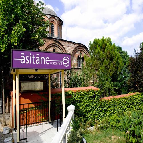 رستوران Asitane