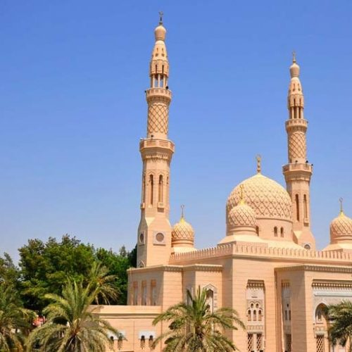 مسجد جومیره