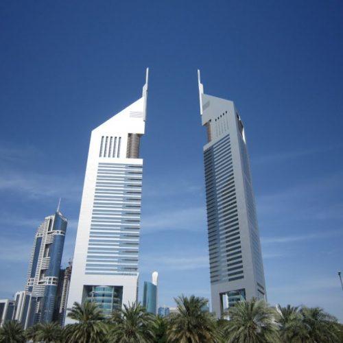 هتل جمیرا امارات تاورز