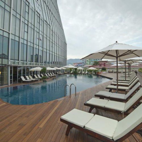 هتل رادیسون بلو باتومی