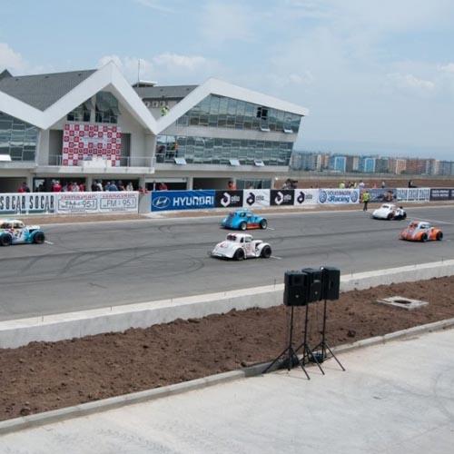 پارک موتور بینالمللی روستاوی