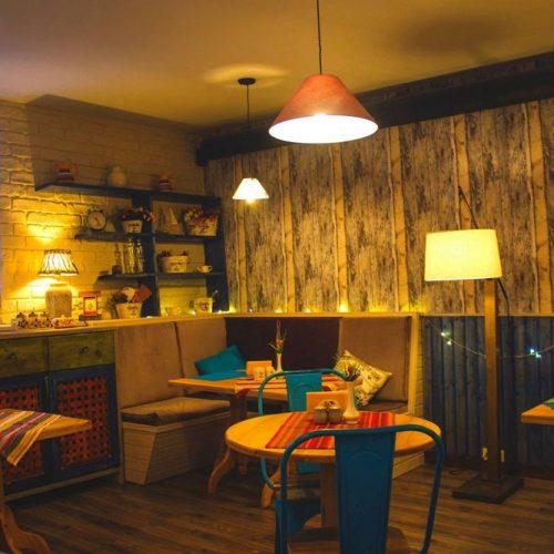 کافه رستوران گابریادزه